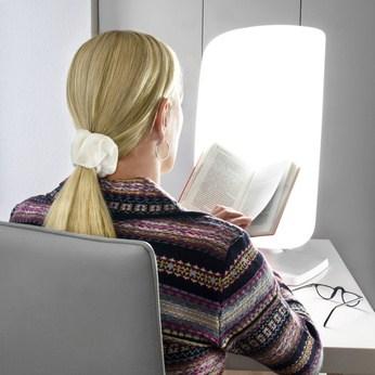 Wirkung Lichttherapie Tageslichtlampe