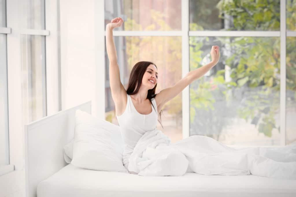 aufstehen ohne wecker
