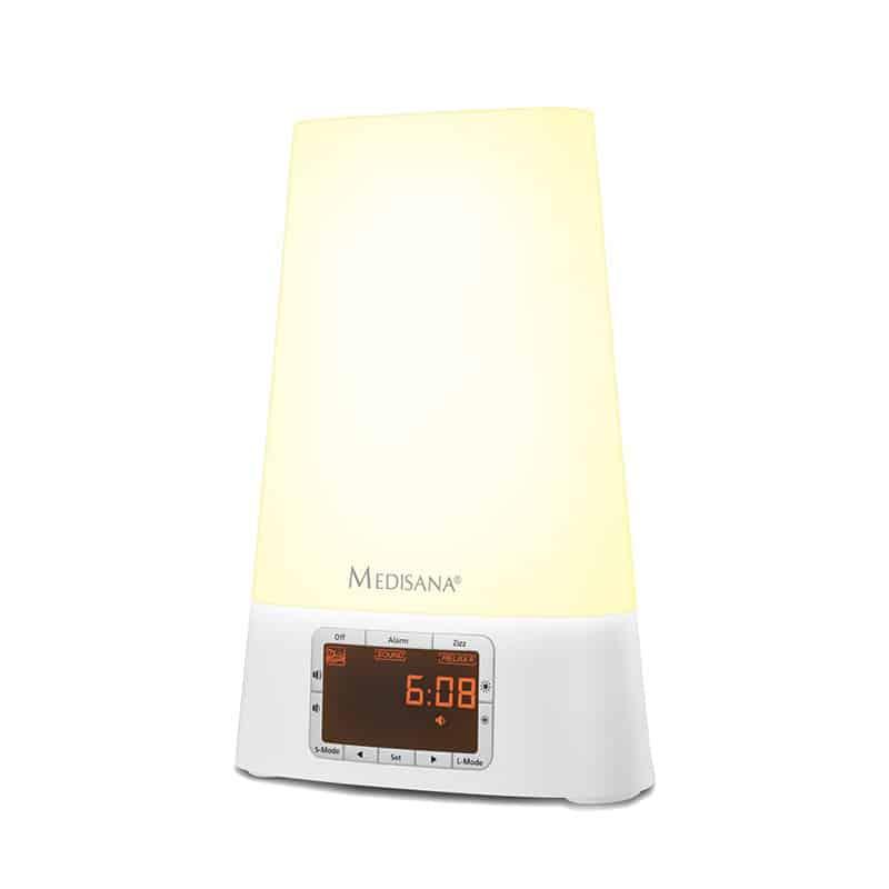 Medisana-45115 Lichtwecker WL460