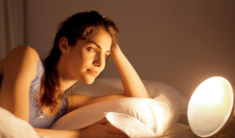 Philips Wake up Light natürlich schlafen und aufwachen