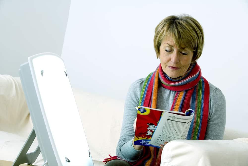 Zahlt Krankenkasse Tageslichtlampe bei Depression?